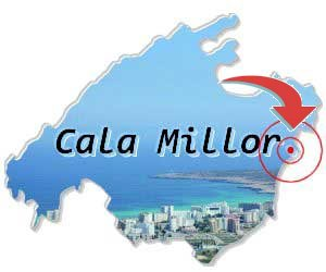 Cala Millor, Ostkste von Mallorca
