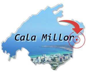 Cala Millor, Ostküste von Mallorca
